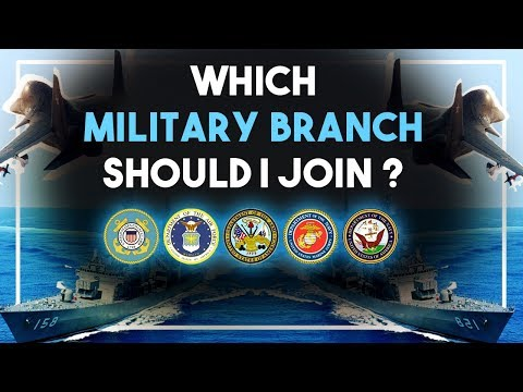 What Is The Best Military Branch >> Which Branch Of The Military Should I Join Youtube