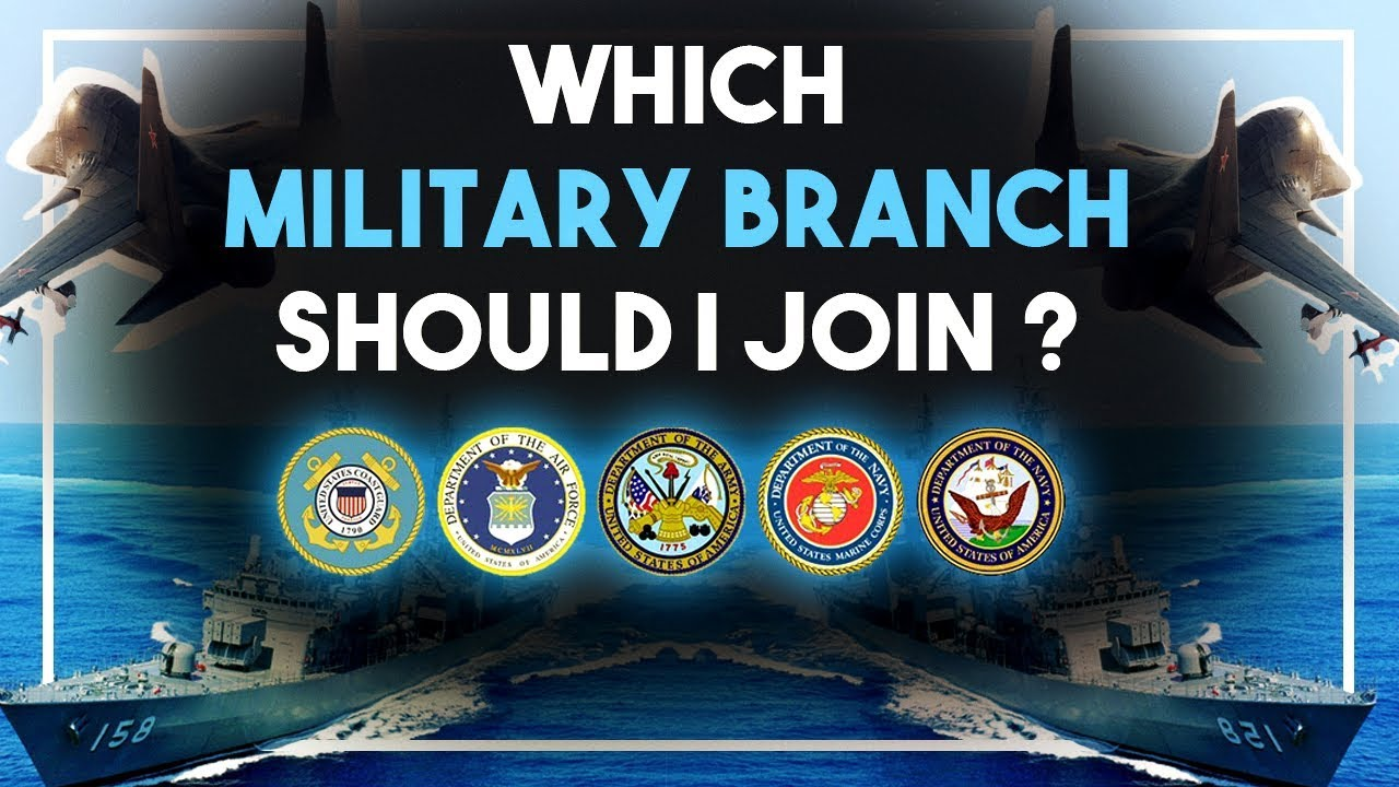 Best Military Branch >> Which Military Branch Is Best For You Youtube