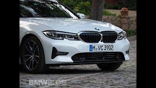 New 2019 G20 BMW 3 Series - Design Overview