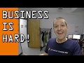 Business is Tough! How to grow - or not to grow!  CB46
