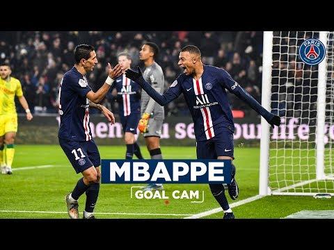 𝙈𝘼𝘿𝙅𝙀𝙍 ✨ BACKHEEL ✨ GOAL CAM   Kylian MBAPPE Vs Nantes