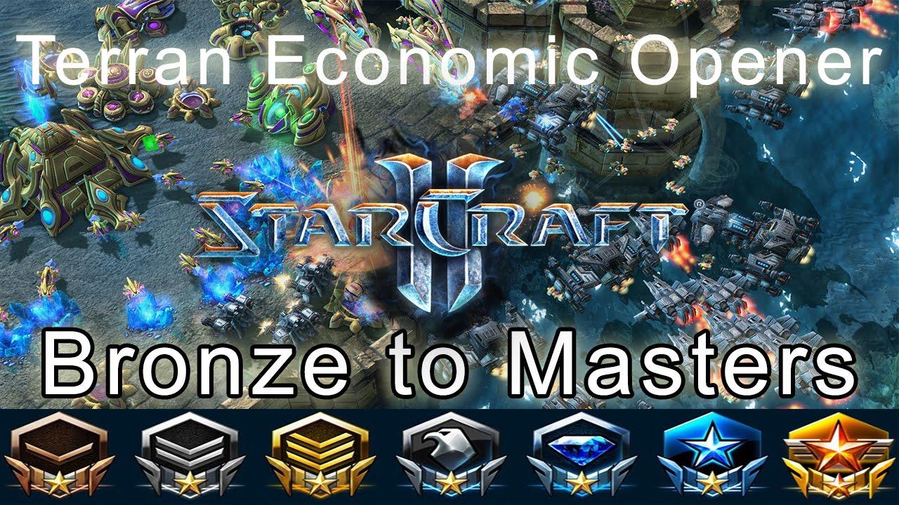 Starcraft 2 Terraner Build Order