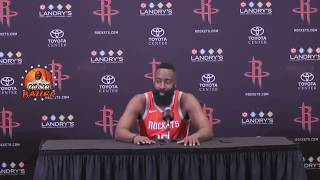 James Harden on Carmelo AnthonyWinning a Championship in Houston