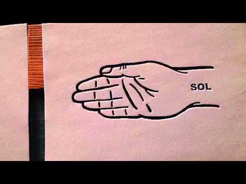 Solfege Hand Signs Youtube
