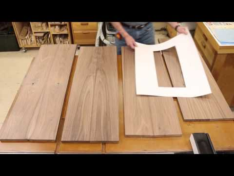 The Down to Earth Woodworker - Bath Vanity Part 7