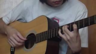 Guitar solo fingerstyle Sunflower - Sungha Jung