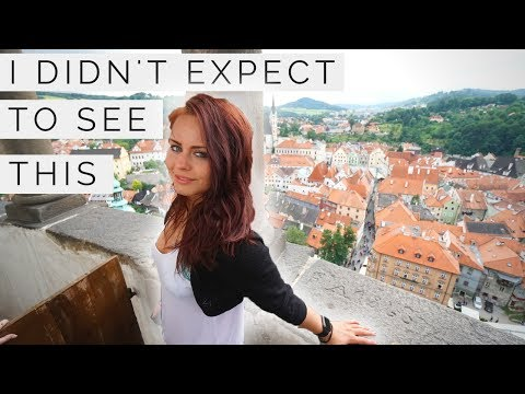 3 MUSKETEERS IN CESKY KRUMLOV | must see castle in czech republic | EXPAT TRAVEL 4K VLOG