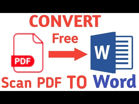 How To Convert PDF To Word In Android Mobile Hindi|PDF To Word Convert
