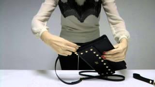 Сумка-клатч Katerina Fox 30-4593(Интернет-магазин http://bagsy.kiev.ua предлагает Вашему вниманию сумку-клатч украинского производителя Katerina Fox..., 2015-02-19T16:03:33.000Z)