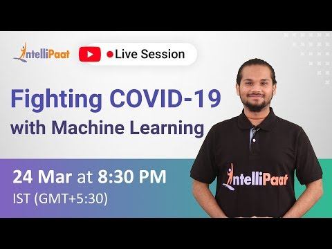 Fighting COVID19 with Machine Learning | COVID19 Outbreak Prediction | Intellipaat