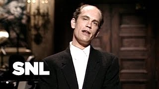 John Malkovich Monologue: Family - Saturday Night Live