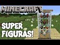 Minecraft 1.12 MOD SUPER FIGURAS! MiniHeads Mod Español!