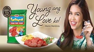 Eat Bulaga Kalye Serye  July 24 2016 #ALDUBSuperMA Maine Mendoza for CDO TVC