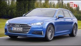 Audi A6 (2018) | AutoKanal - Die Perfekten