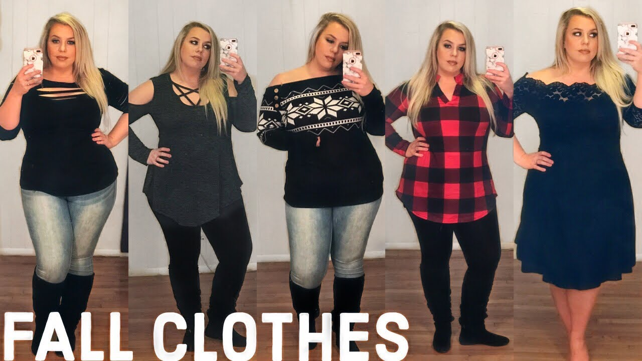 b7f2a4f298d Affordable FALL Clothing Try-On Haul