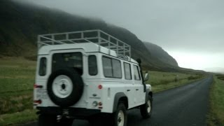 Driving Through the Viking Lands: Iceland part 2 of 3 - /LIVE AND LET DRIVE