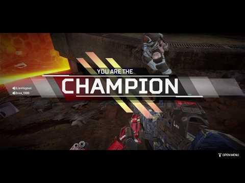 6de55906ece apex legends The Boss stays in a winning streak ! Boom baby! - YouTube
