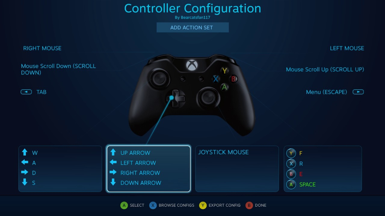 How to Use a Xbox Controller With Any Steam Game