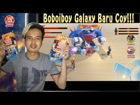 Boboiboy Galaxy Terbaru!! Kartu Augmented reality Boboiboy Galaxy Wars
