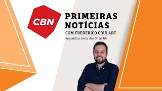 CBN Primeiras Notícias - 23/06/2021