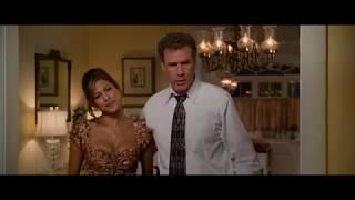 "Фильм ""Копы в глубоком запасе"" (Диалог с женой).  Movie ""The Other guy""(Dialogue with his wife)."
