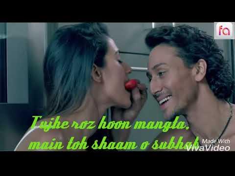Teri Haan Me Ho Gya Fida....Baghi 2 Movie Full HD Song 2018 Arjit Singh With Lyrics...