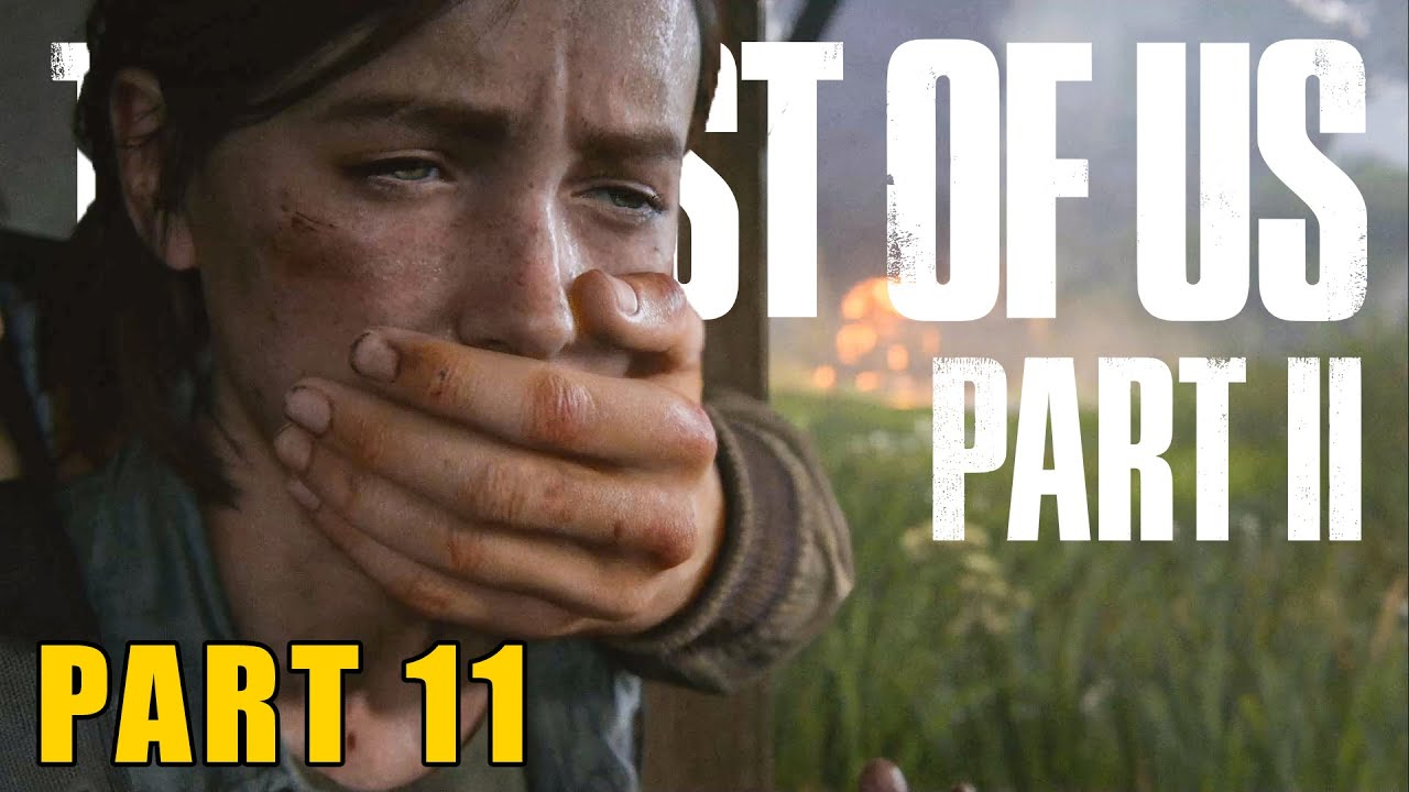 KON HAI BE │ THE LAST OF US 2 HINDI LET'S PLAY PART 11