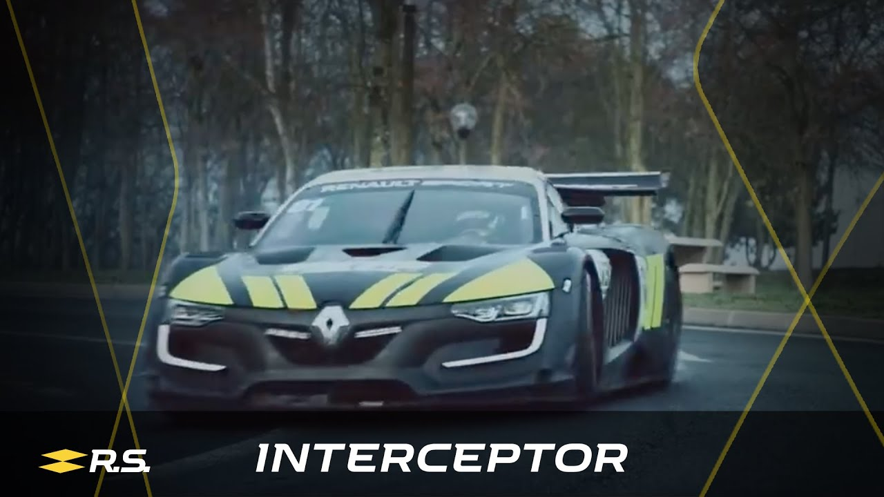 Download Renault Sport R.S. 01 INTERCEPTOR: a new rapid intervention force