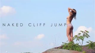 Naked  Cliff Jumping