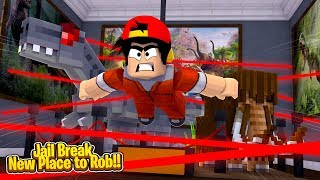 ROBLOX JAIL BREAK UPDATE - A NEW PLACE TO ROB!