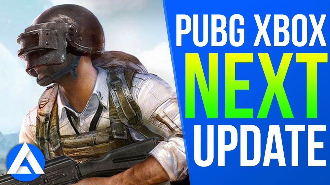 pubg update xbox june 11