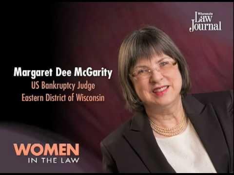 Hon. Margaret Dee McGarity - 2011 Women in the Law