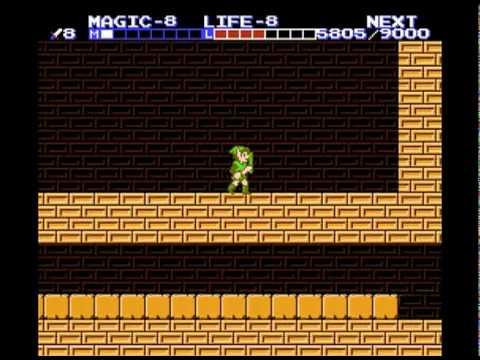 [Vinesauce] Zelda 2 - Great Palace Run