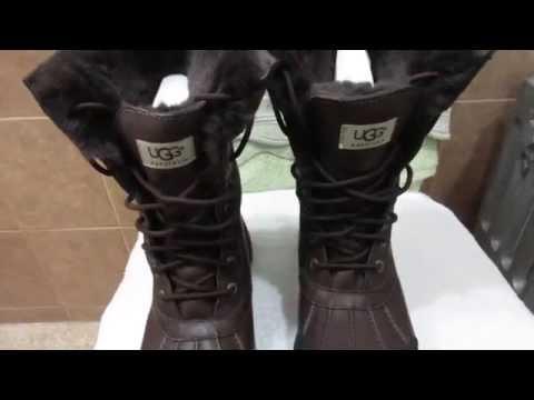 Men's Ugg Australia Boots Review
