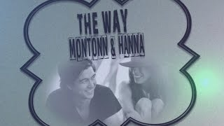 the way - montonn and hanna (Lyrics)