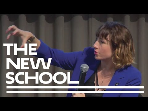 Americans In Revolt: A Conversation with Sarah Jaffe and Laura Flanders at The New School