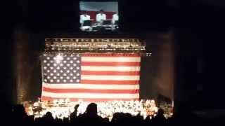 Stars and Stripes Forever  & fireworks at Shoreline 2014