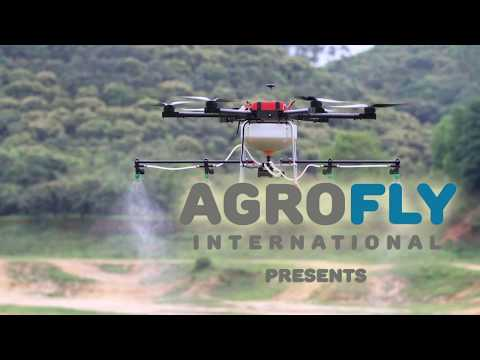 Сельскохозяйственный дрон Agrofly TF1A
