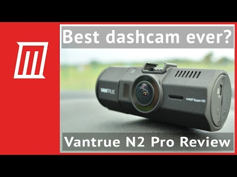 Is The Vantrue N2 Pro The Best Dashcam On The Market? Yes, Yes It Is.