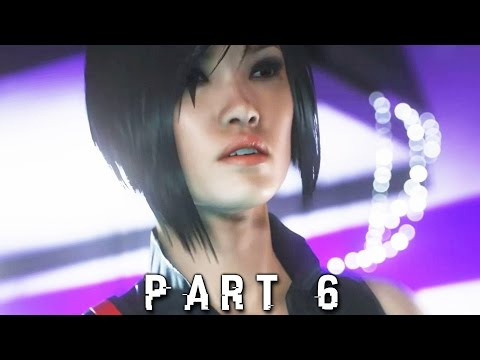 Climbing the Tallest Skyscraper in Mirror's Edge Catalyst Walkthrough Gameplay Part 6 (PS4 Xbox One)
