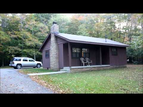 Black Water Falls Cabins 17