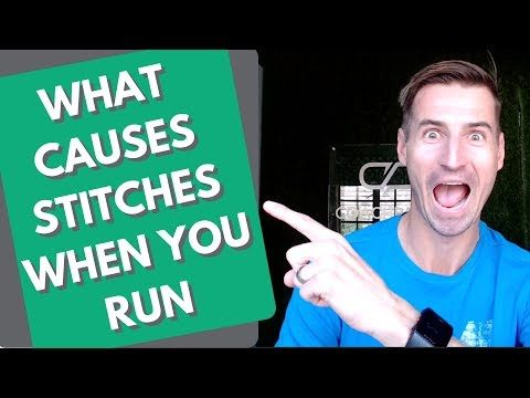 Side Stitches: What's Causing The Pain In Your Side When You Run?