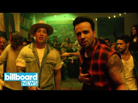 'Despacito' Sets New Record as Most-Viewed YouTube Video | Billboard News