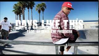 YG Dj Mustard Type Beat - Days Like This