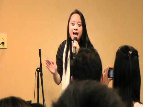 Abby Borja - Vocal Solo, Female Sr.