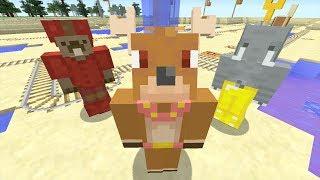 Minecraft Xbox - Temple Track [632]