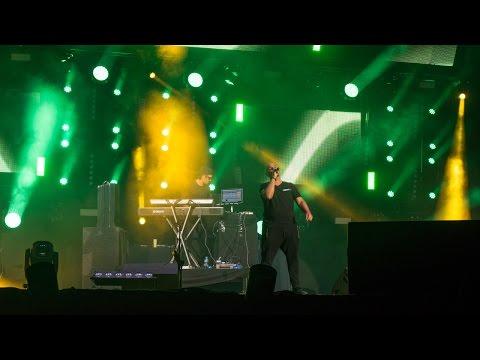 [4K] Eiffel 65 Show (Millenium Festival 2016 @ Energylandia)