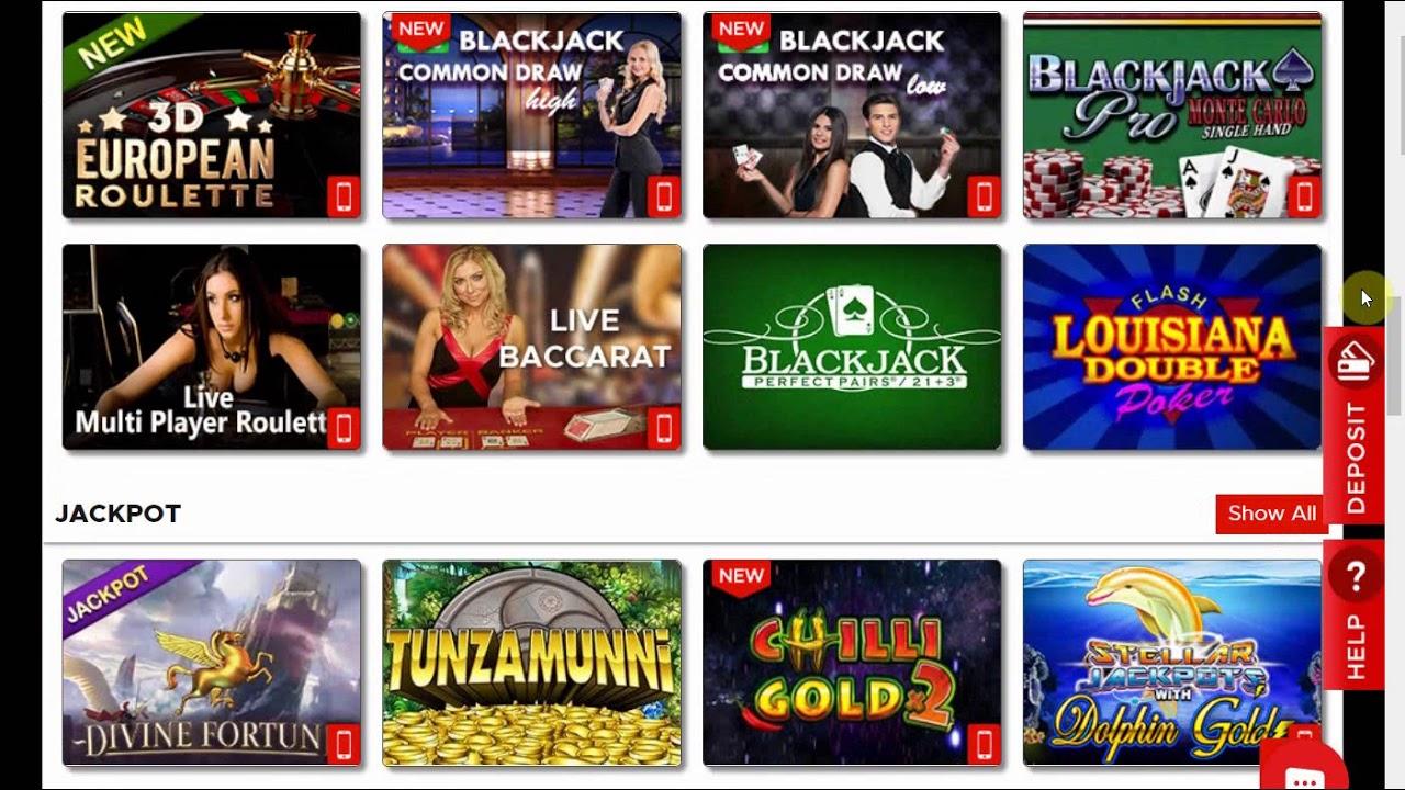 Lucky Club Casino Mobile