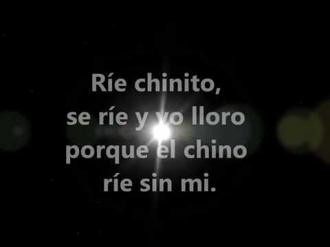 Rie chinito - Perota Chingo - Con Letra