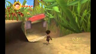 The Ant Bully Movie Game Walkthrough Part 5 (GameCube)